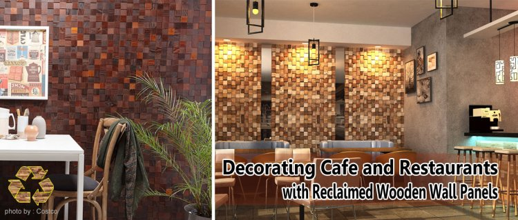 Tips on Applying Reclaimed Wood Wall Panels in Various Creative Projects